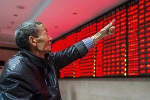Chứng khoán Trung Quốc 'bay' 514 tỉ USD chỉ trong một tuần