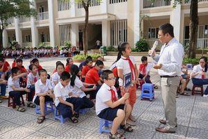 Quận Long Biên: 'Làm cho mọi người cùng hiểu, cùng thực hiện quyền trẻ em'