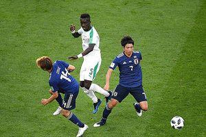 Nhật Bản vs Senegal Kiên cường Samurai áo xanh