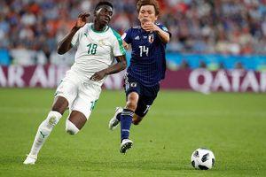 Thi đấu kiên cường, Nhật Bản cầm hòa Senegal 2-2
