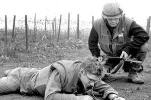 Mỹ chi tiền tỷ huấn luyện binh sĩ chiến đấu dưới lòng đất