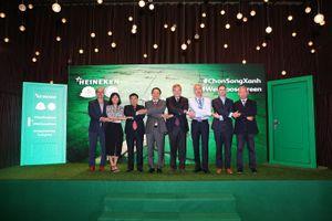 Heineken tiếp tục vị thế dẫn đầu về phát triển bền vững