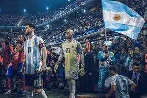 Tuổi 31 và món quà sinh nhật mang tên 'sức ép' của Messi