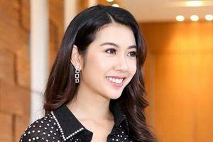 Á hậu Thúy Vân nhắn gửi đến thí sinh thi tốt nghiệp THPT Quốc gia 2018