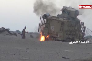 Chiến sự Yemen: Houthis tiếp tục đánh thiệt hại nặng liên minh quân sự do Ả rập Xê út dẫn đầu