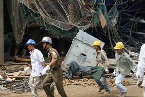 Thái Bình: Nam công nhân tử vong khi đang làm việc