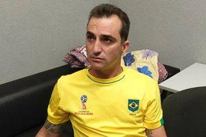 Cảnh sát Nga để tội phạm truy nã quốc tế xem nốt trận đấu World Cup rồi mới bắt