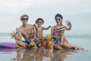 Ở Hà Nội, du lịch cuối tuần cùng gia đình nên đi biển nào?