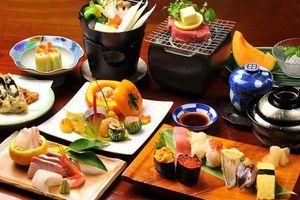 Thưởng thức 10 món ăn ngon nhất Nhật Bản giữa Sài Gòn