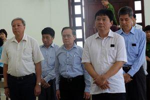 Y án sơ thẩm 18 năm tù đối với bị cáo Đinh La Thăng