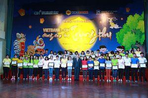 Vietbank trao học bổng cho trẻ em mái ấm TP. Hồ Chí Minh trong dịp Trung thu 2018