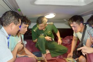 Hai sinh viên Lào chung tiền mua ma túy về Việt Nam bán kiếm lời