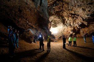 Đội bóng thiếu niên Thái Lan mất tích 3 ngày trong hang động