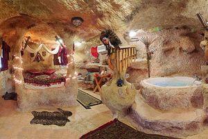 Thời 'ăn lông ở lỗ' người ta sống trong ngôi nhà như thế nào?