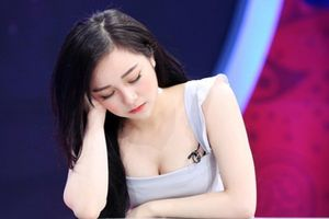 Giải mã nhan sắc khiến 'triệu người say' của 'hot girl ngủ gật' trên VTV