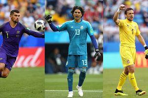Bảng xếp hạng 10 thủ môn hay nhất World Cup 2018: Ochoa dẫn đầu