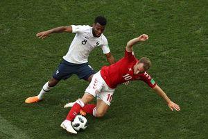 7 vạn khán giả la ó trận đấu tệ nhất World Cup 2018 Pháp 0-0 Đan Mạch