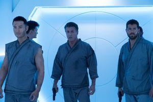 'Escape Plan2': Huỳnh Hiểu Minh so tài hai ngôi sao cơ bắp Hollywood
