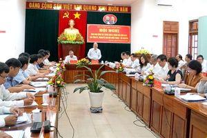 Ban Tuyên giáo TW tổ chức giao ban 6 tháng đầu năm cụm miền Trung - Tây Nguyên