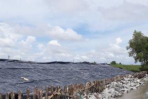 Cà Mau: Triển khai xây dựng kè bảo vệ đê biển Tây theo cơ chế lệnh khẩn cấp