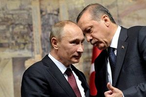 Ông Erdogan tái đắc cử, Tổng thống Putin như 'hổ thêm cánh' ở Syria?