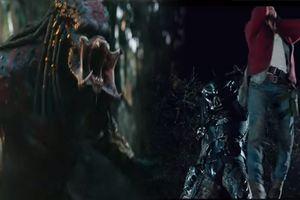 Quái thú Predator giết chóc đẫm máu trong trailer mới