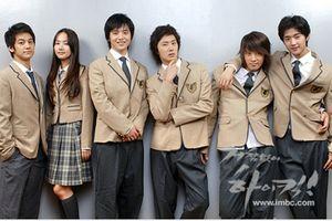 Tái hợp sau 12 năm, 'bộ tộc ăn chực' Park Min Young - Chansung (2PM) của 'High Kick' vẫn kém duyên trong 'Thư ký Kim'
