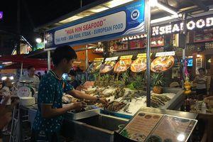 Đến chợ đêm Hua Hin thưởng thức ẩm thực Thái Lan cực ngon