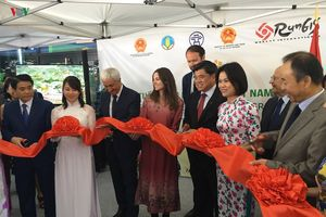 Tuần hàng nông sản Việt Nam tại chợ đầu mối lớn nhất Châu Âu
