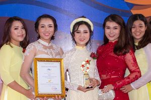 Trà thảo dược Pmon lọt top 10 thương hiệu tiêu biểu châu Á - TBD