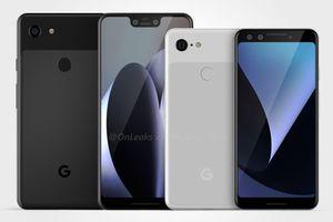 Ngắm chi tiết Google Pixel 3, Pixel 3 XL trong video mới