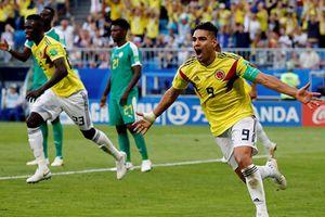 Senegal vs Colombia (0-1): Falcao và đồng đội vào vòng knock-out