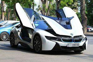 Siêu xe BMW i8 'đại hạ giá' chỉ hơn 3 tỷ tại Việt Nam