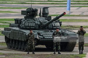 Theo gót Việt Nam, Lào mua xe tăng T-72B 'nâng cấp' lục quân