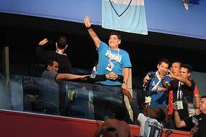 Tiết lộ số tiền khủng FIFA phải chi trả cho Maradona