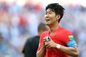 Sao Hàn bật khóc khi tuyển Hàn đánh bại 'cỗ xe tăng' Đức tại World Cup
