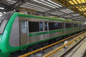 Đường sắt Cát Linh - Hà Đông 'đóng điện' chạy thử đầu tháng 8/2018