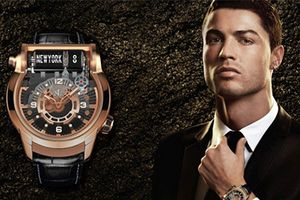 Bộ sưu tập đồng hồ cao cấp của Cristiano Ronaldo