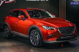 Cận cảnh Mazda CX-3 bản 2018 'chốt giá' gần 700 triệu đồng