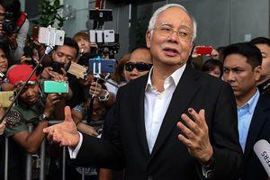 Malaysia phong tỏa tài khoản đảng của cựu Thủ tướng Najib