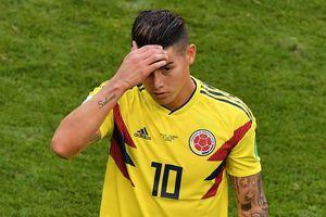 Colombia đón tin dữ, tuyển Anh 'mở cờ trong bụng'