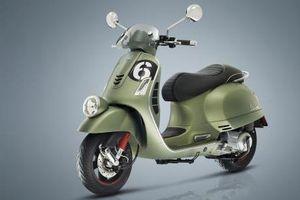 Ra mắt phiên bản đặc biệt Vespa Sei Giorni vinh danh mẫu xe gốc 'Sáu Ngày'