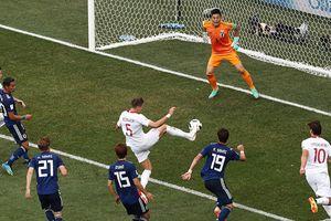 Đội tuyển Nhật Bản giành quyền vào vòng knock-out nhờ hiệu số fair play