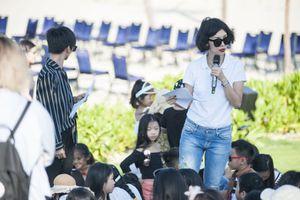 Xuân Lan tiết lộ chi 2 tỷ cho Vietnam Junior Fashion Week 2018
