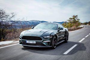 Ảnh chi tiết Bullitt Mustang giá 1,69 tỷ đồng tại Australia