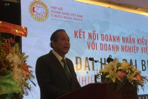 Đại hội đại biểu doanh nhân người Việt Nam tại nước ngoài