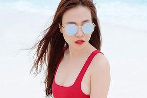 Hot Face sao Việt 24h: Đàm Thu Trang ngày càng gợi cảm, xinh đẹp