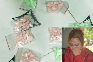 Bắt quả tang 'kiều nữ' buôn bán ma túy tổng hợp ở phố cổ Hội An