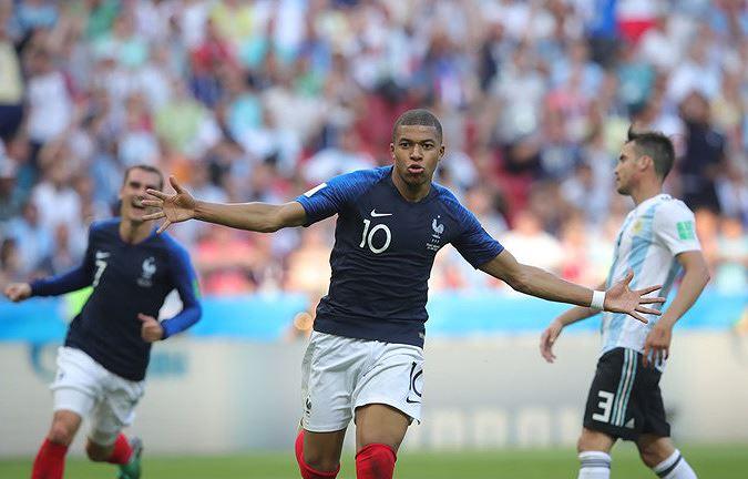 Mbappe lập cú đúp, Pháp vượt qua Argentina tiến vào tứ kết