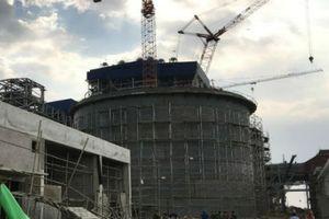 Hậu Giang: Công an vào cuộc vụ sập giàn giáo thủy điện Sông Hậu 1